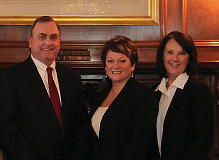 William Long, Christine Jewitt, Lori Miskell-Houser